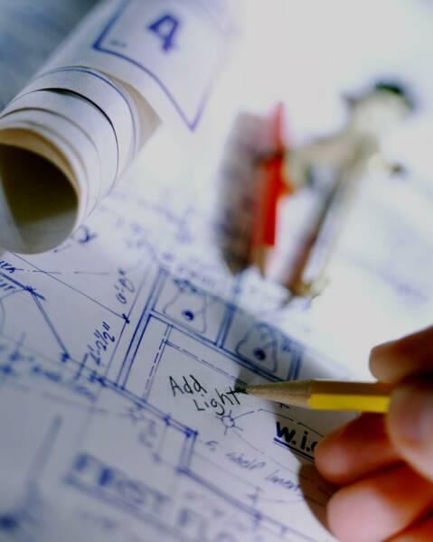 В проектах приводятся, как правило, несколько
